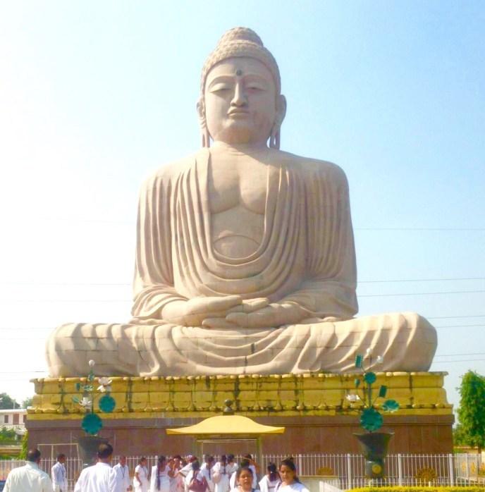 Photos of The Great Awakening Temple in Bihar, India 1/1 by Asha Bharati