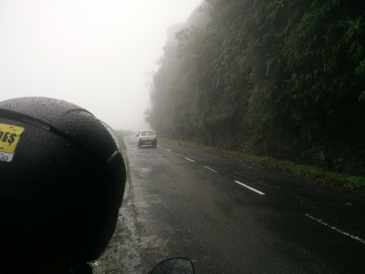 Photos of Dawki: A Ride Into the Clouds 1/1 by Pragmatic Traveller