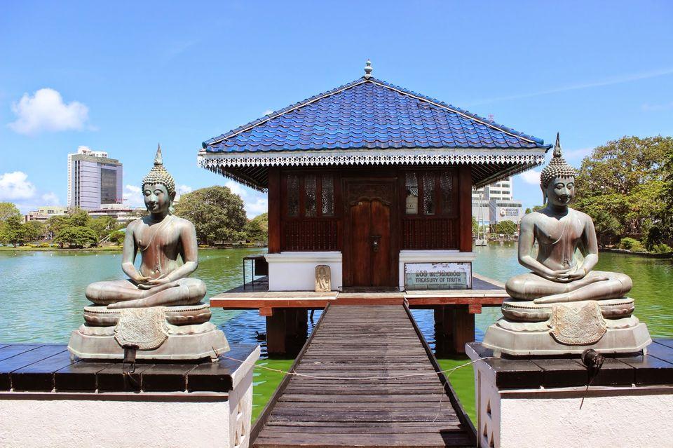 Sri Lanka – Sun, sand, beaches and the Buddha