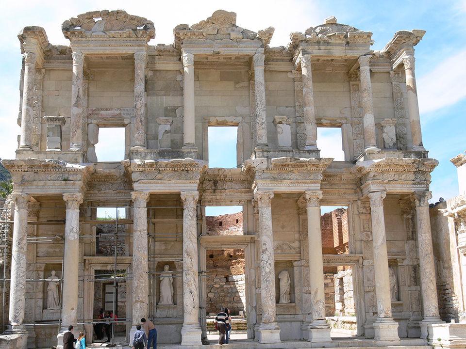 The puzzle that is Ephesus