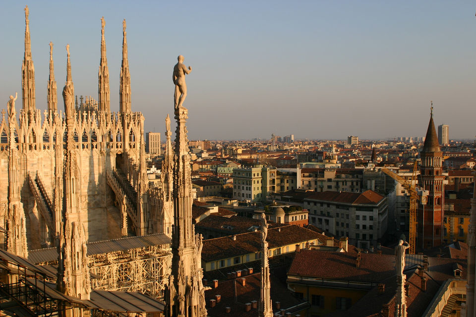 Photos of Milan, Italy 1/32 by Magandeep Singh