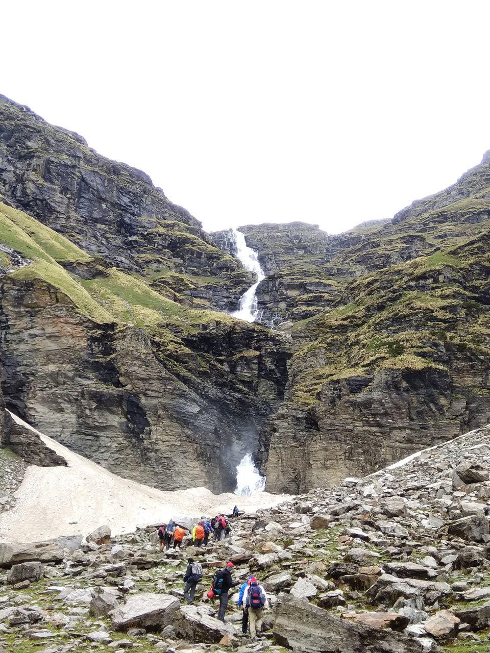 Photos of Rupin Pass Trek: An Awesome Cordillera to Trek 1/1 by Anil Kumar
