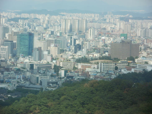 Photos of Seoul 1/12 by Liv Blessing