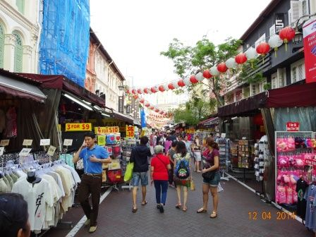 Photos of Chinatown Singapore 4/8 by Prahlad Raj