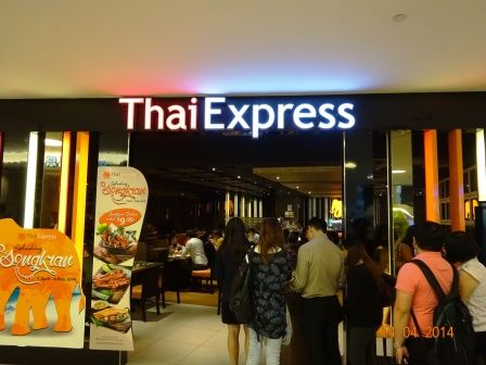 Photos of Thai Express Orchard Road Singapore 4/5 by Prahlad Raj