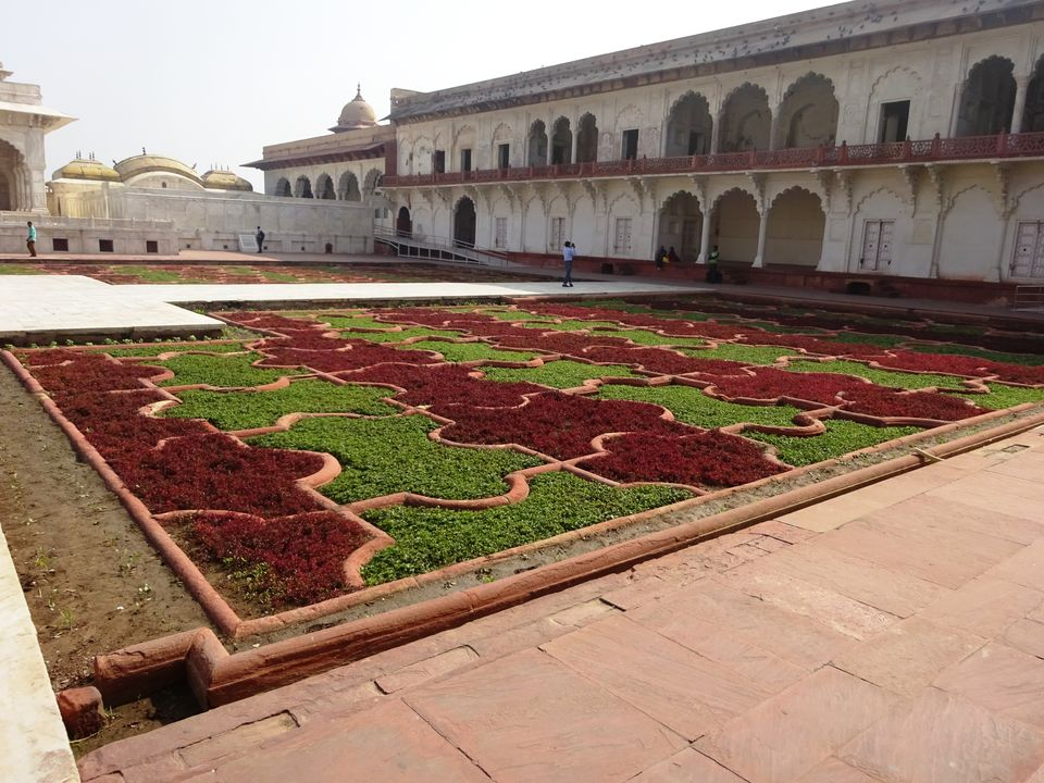 Photos of Agra Fort, Agra, Uttar Pradesh, India 4/4 by Prahlad Raj