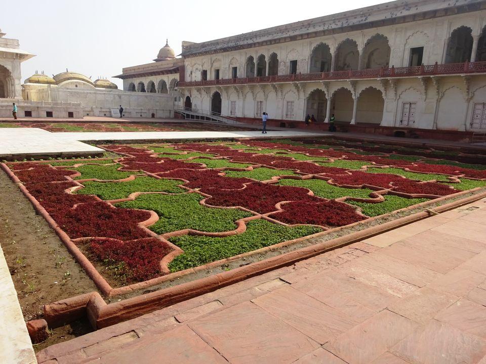 Photos of Agra Fort, Agra, Uttar Pradesh, India 4/4 by Prahlad Raj