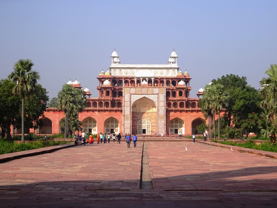 Photos of Sikandra, Agra, Uttar Pradesh, India 1/4 by Prahlad Raj