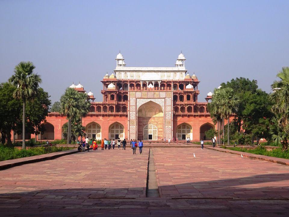 Photos of Sikandra, Agra, Uttar Pradesh, India 1/4 by Prahlad Raj