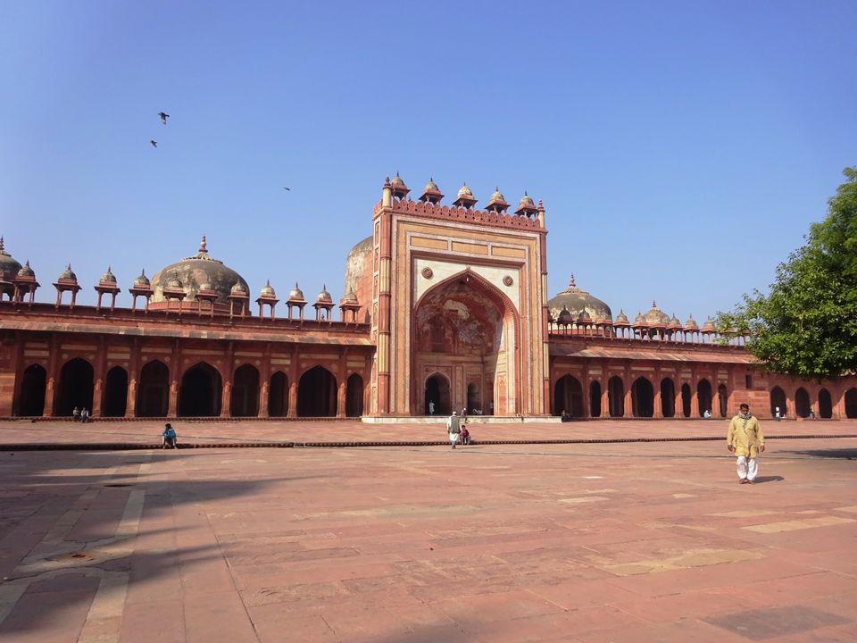 Photos of Sikandra, Agra, Uttar Pradesh, India 2/4 by Prahlad Raj