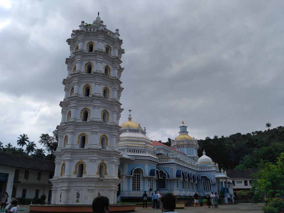 Photos of Shantadurga Temple, Cortalim, Goa, India 2/2 by Prahlad Raj