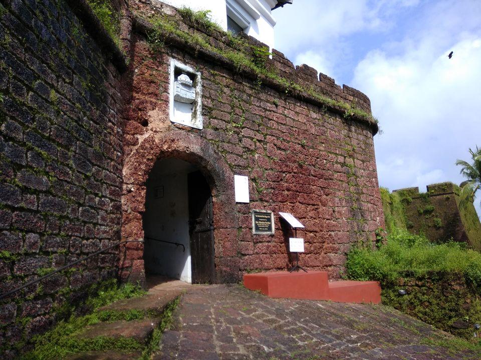 Photos of Reis Magos Fort, Verem, Goa, India 1/3 by Prahlad Raj