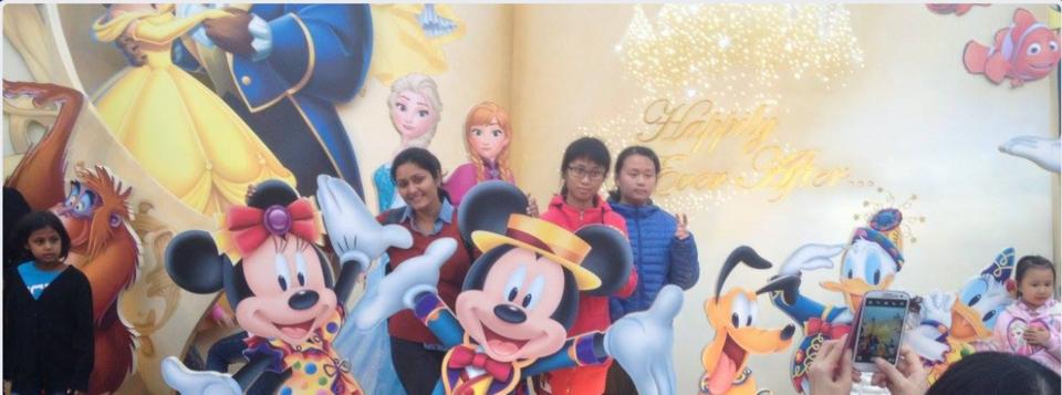 Photos of Disney Land 1/1 by Pallavi Aggarwal