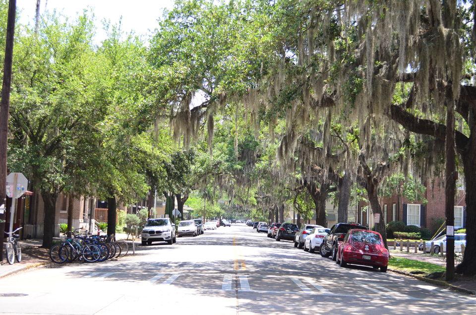 Weekend Getaway in Savannah, GA