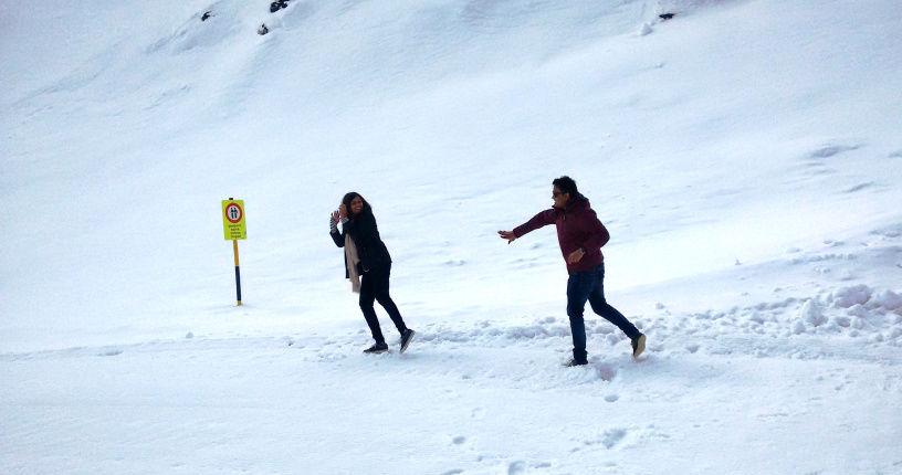 Photos of Mount Titlis - The Best Snow Park In Switzerland 1/1 by Neha Makdey