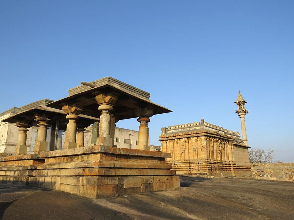 Photos of Visit The Land Of Ruins And Religion Just 6 Hours Away From Bangalore (No, Its Not Hampi) 1/1 by anshul akhoury