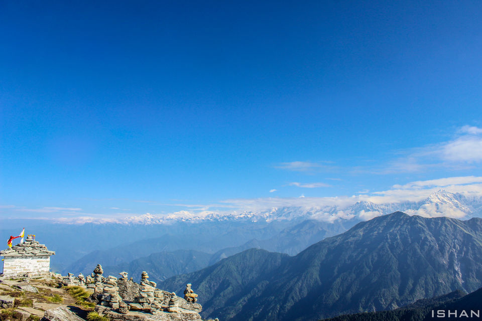Photos of View from the Chandrashila peak 1/1 by Ishan Patel