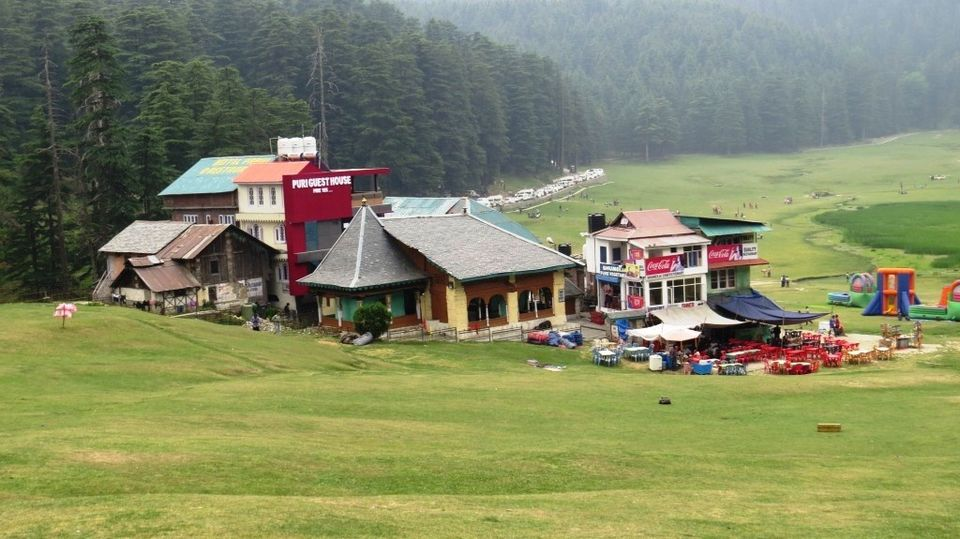 Photos of Dalhousie : The forest covered Hill Station in Chamba ! 1/1 by Nikhil Aggarwal