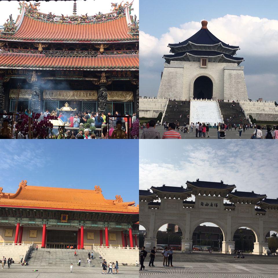 Weekend trip to Taipei (3 days)