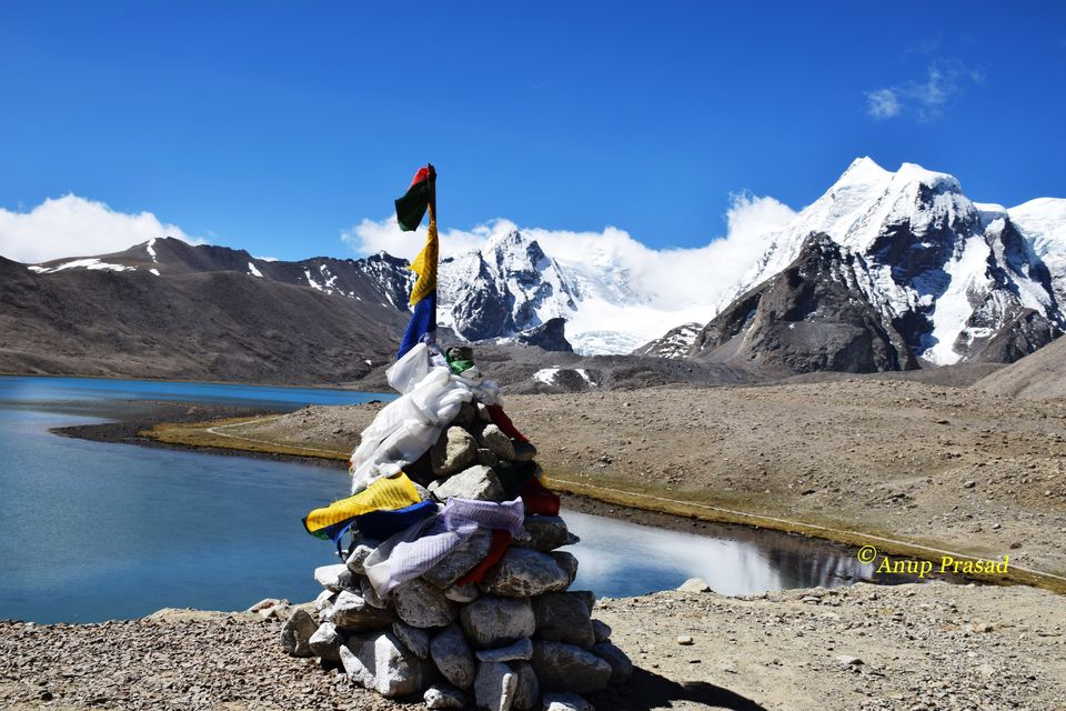A Trip to the Dreamland: Gurudongmar Lake and North Sikkim