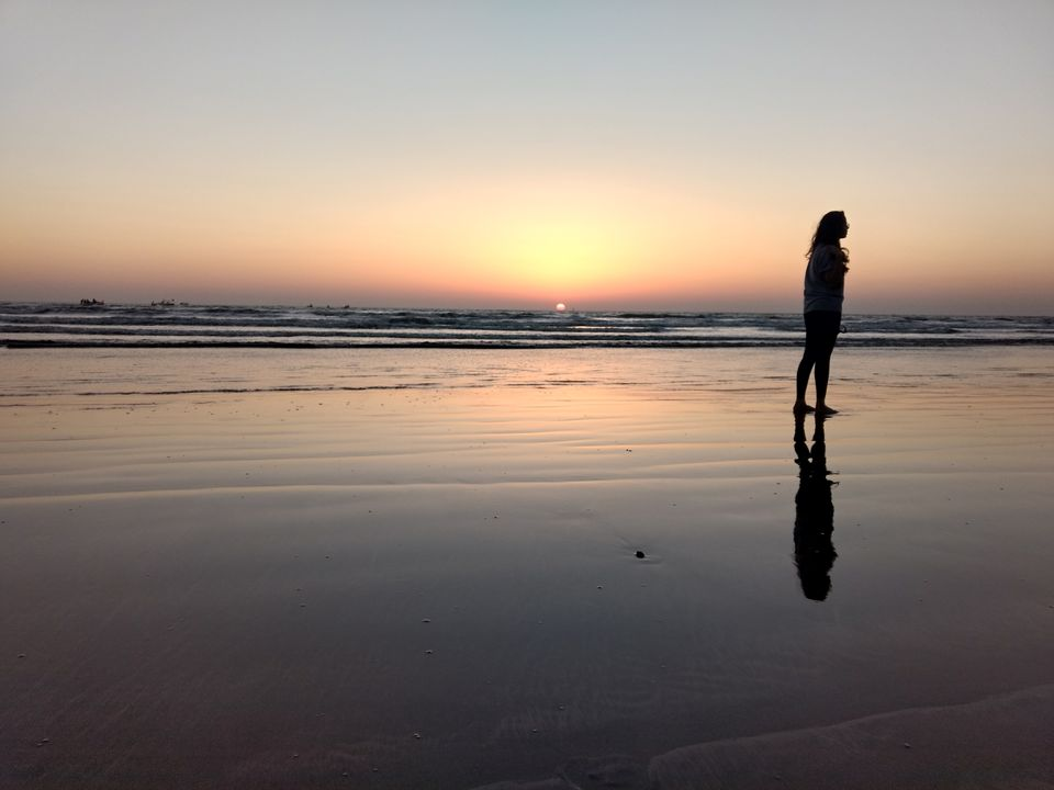 Photos of The Best Sunset I ever witnessed! 1/1 by Kaveri Harit