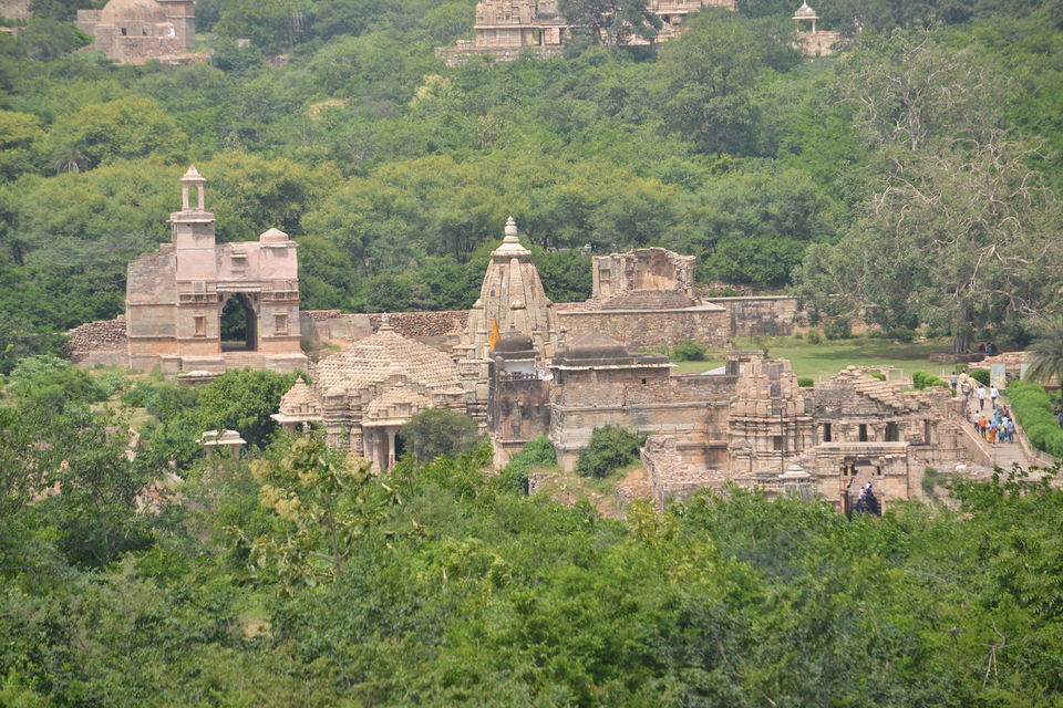 Photos of The majestic and humongous Chittorgarh Fort in pictures 1/1 by Saikat Mazumdar