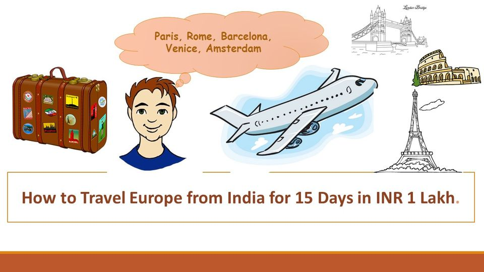 Photos of Travel Europe in ₹ 1 Lakh - Part 2: Intercity Transportation (₹ 8000) 1/1 by Pragmatic Traveller