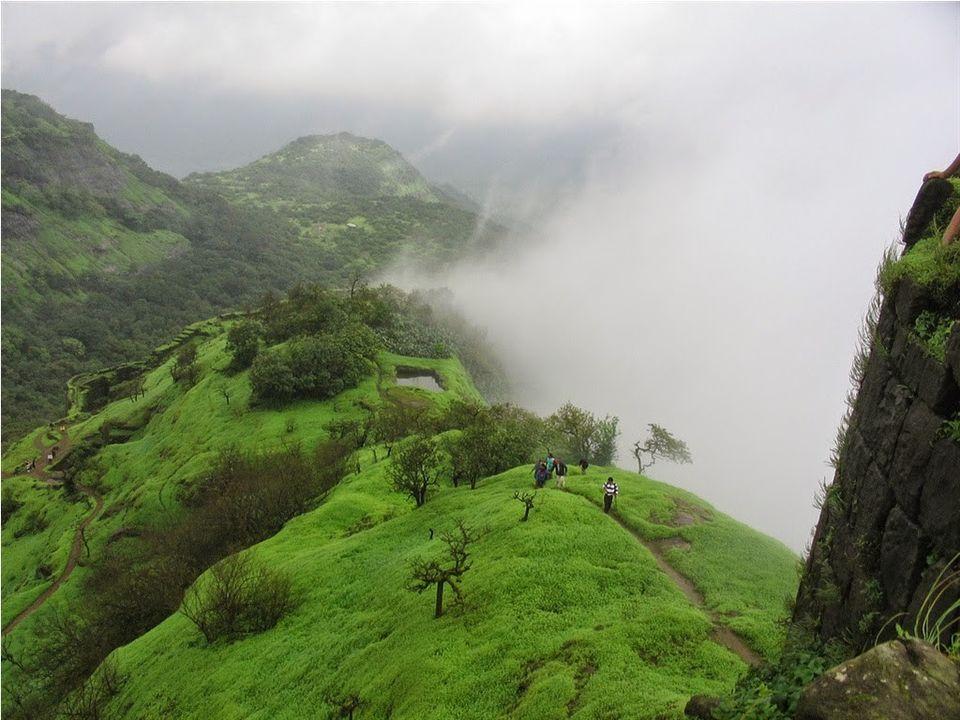 Photos of Lonavala: Watching the Wedding of Hills with Clouds 1/1 by Shraddhanvita Tiwari