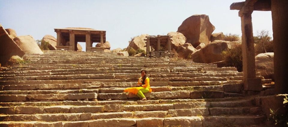 Photos of Hampi - the lost heritage 1/1 by vijithaprasad