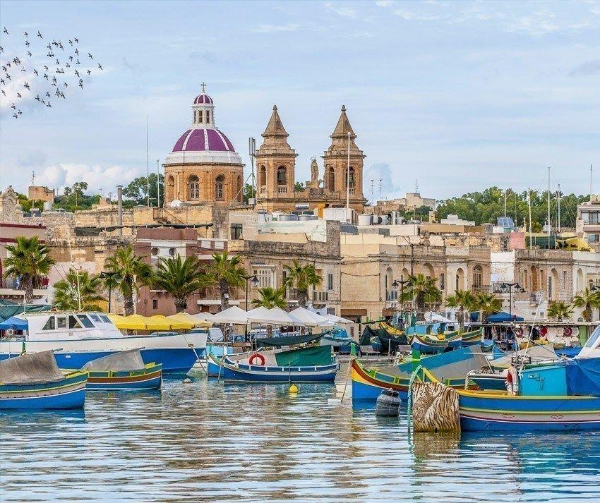 Photos of Marsaxlokk, Malta 1/1 by Himanshu Kapoor