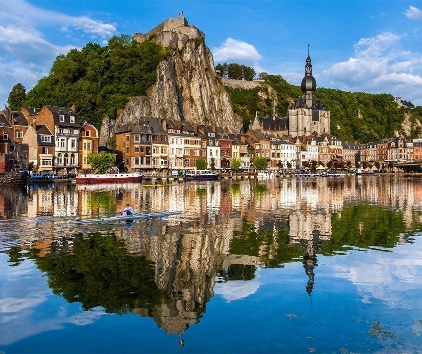 Photos of Dinant, Belgium 1/1 by Himanshu Kapoor
