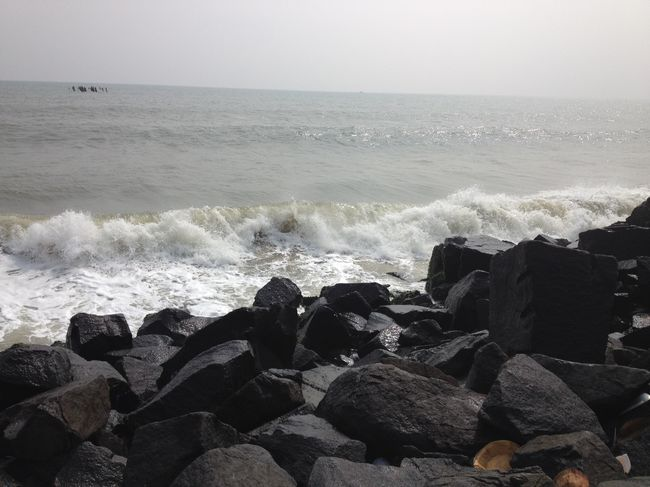 Pondicherry: Switch the holiday mode on