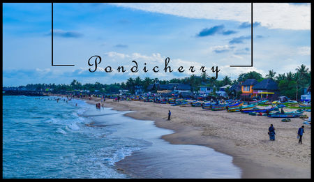 Photos of Here's why you should ditch Goa and VISIT PONDICHERRY 1/1 by Aditya Agarwal