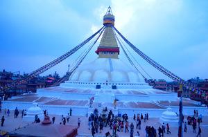 Kathmandu(Nepal): A trekker's paradise !