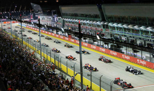 Singapore diaries: My experience at the Singapore Grand Prix