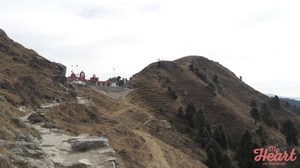 Day Trek To Dainkund Peak, Dalhousie.