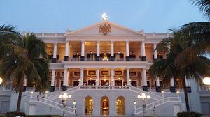 Taj Falaknuma Palace 1/4 by Tripoto