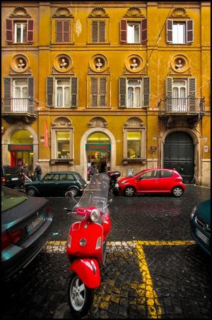 Piazza del Popolo 1/2 by Tripoto