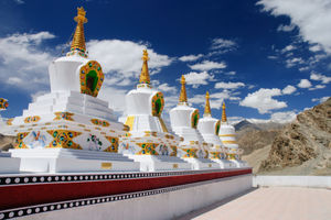 Thiksey Monastery 1/110 by Tripoto