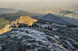 Take Your Boring Office Trips To New Heights (Literally!) With The Himalayan Mountain Challenge