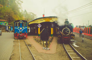 Ghum, The Highest Railway Station Of India, Can Be Your Perfect Alternative To Darjeeling