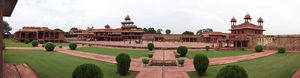 FORTIFIED CITY OF FATEHPUR SIKRI
