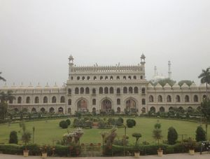 Lucknow: a day of Mehmaan Nawazi
