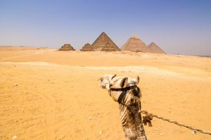 The Pyramids of Giza: Is it safe to travel to Egypt?
