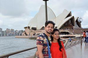 A self planned Aussie honeymoon - Sydney