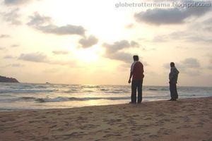 Serene beaches of Karwar Day 1
