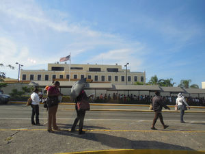 Seeing Kingston, Jamaica