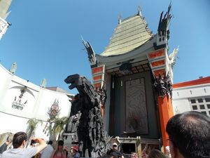 TCL Chinese Theatre 1/2 by Tripoto