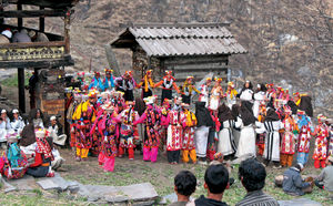Jamdagni Rishi(Jamlu Devta) Temple Malana – The Oldest Democracies in World
