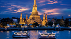 One day in Bangkok: The City of Angels